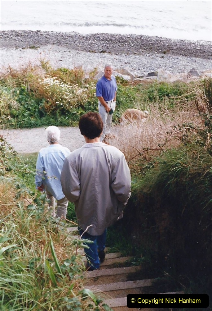 1999 September for a short dtay in Guernsey with friends. (10) 10