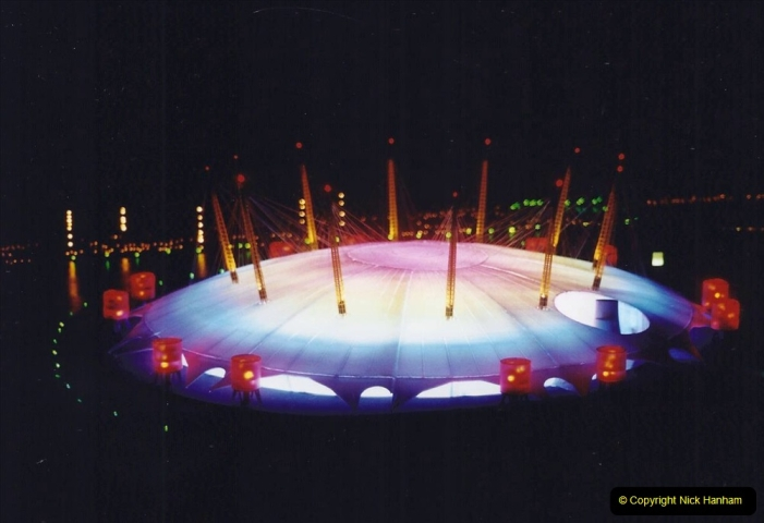 2000 Miscellaneous. (210) Your Host and Wife go on a trip to The Dome in London. 211