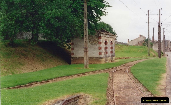 1994 France. (127) Oradour Sur-Glane was sacked by retreating German forces at the end of WW2. 132