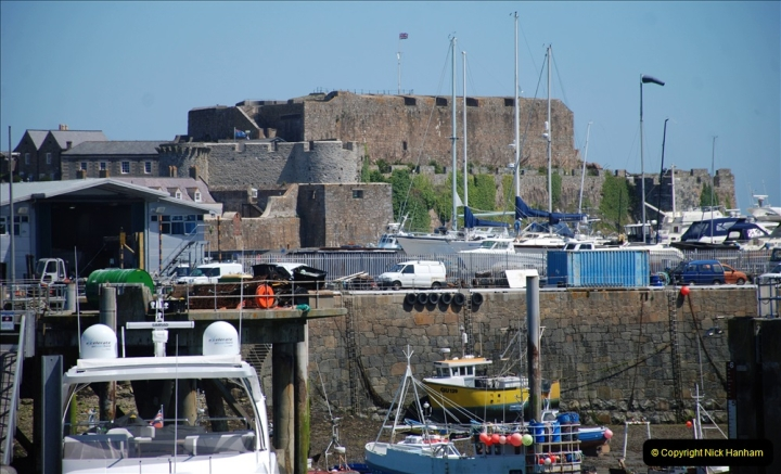 2019 June 28 to 05 July P&O MV Oriana France, Spain and Guernsey. (188) Guernsey CI. 188