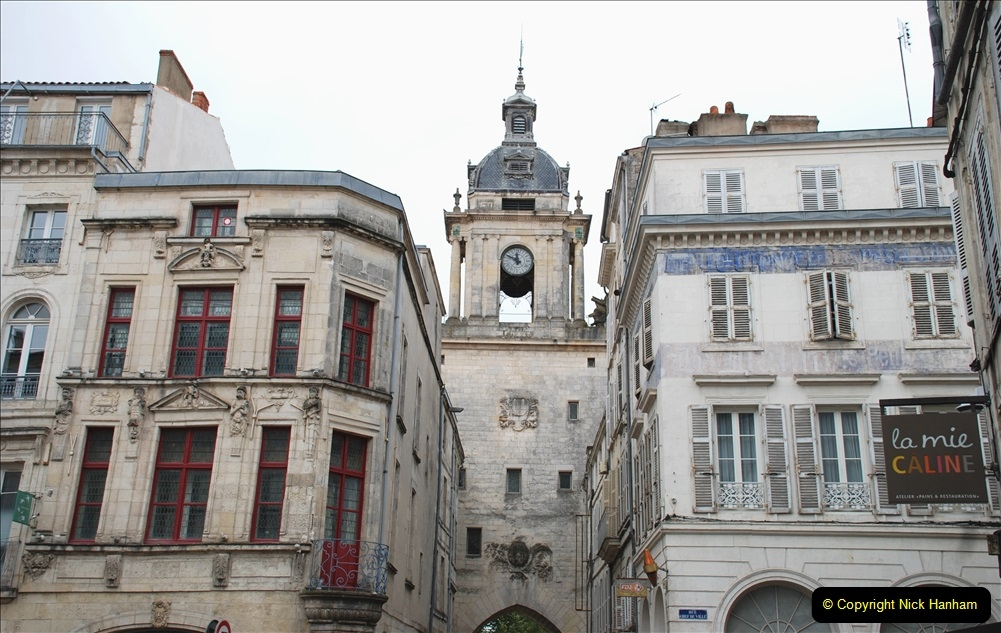 2019 June 28 to 05 July P&O MV Oriana France, Spain and Guernsey. (91) La Rochelle, France. 091