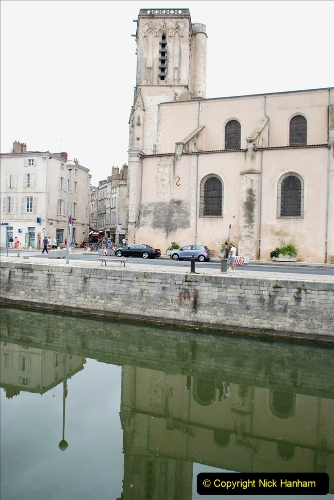 2019 June 28 to 05 July P&O MV Oriana France, Spain and Guernsey. (133) La Rochelle, France. 133