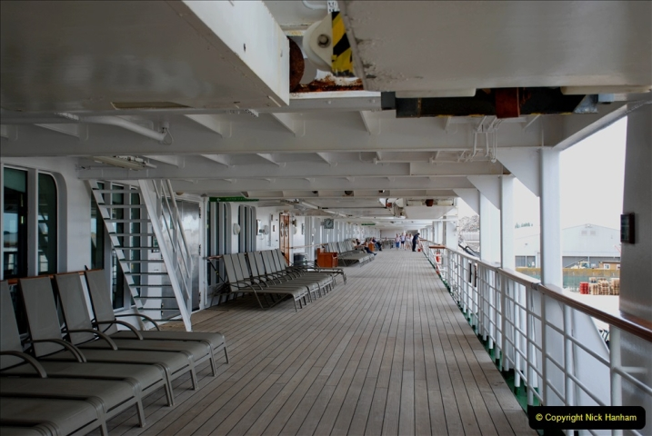 2019 June 28 to 05 July P&O MV Oriana France, Spain and Guernsey. (47) A look around the ship. 047