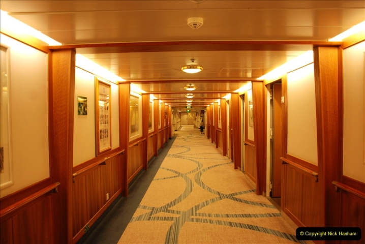 2019 June 28 to 05 July P&O MV Oriana France, Spain and Guernsey. (66) A look around the ship. 066