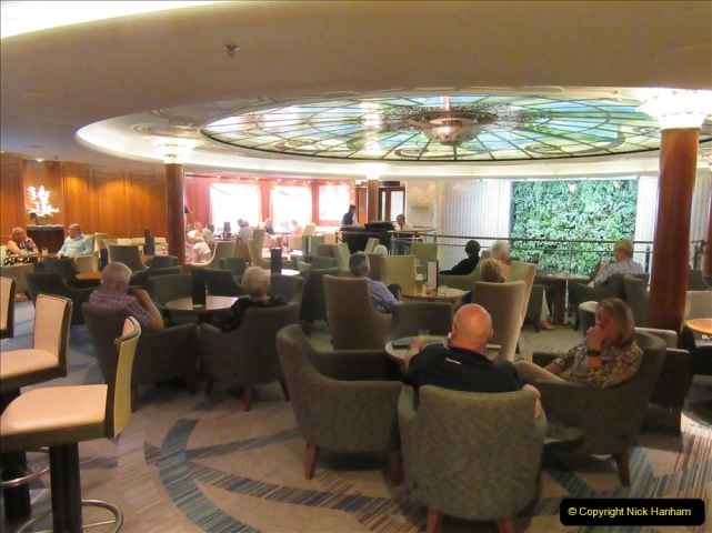 2019 June 28 to 05 July P&O MV Oriana France, Spain and Guernsey. (80) A look around the ship. 080