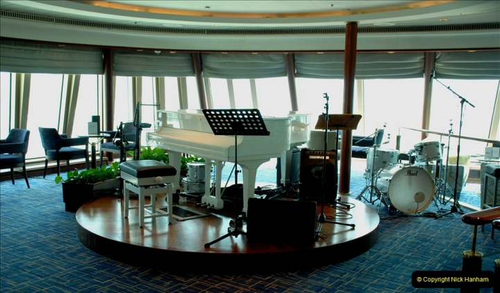 2019 June 28 to 05 July P&O MV Oriana France, Spain and Guernsey. (82) A look around the ship. 082