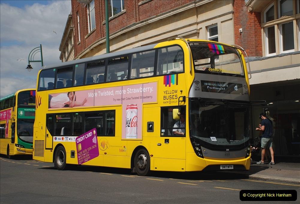 2019-07-11 More Yellow Buses. (38) 38