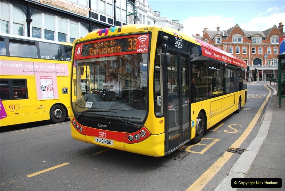 2019-07-11 More Yellow Buses. (50) 50