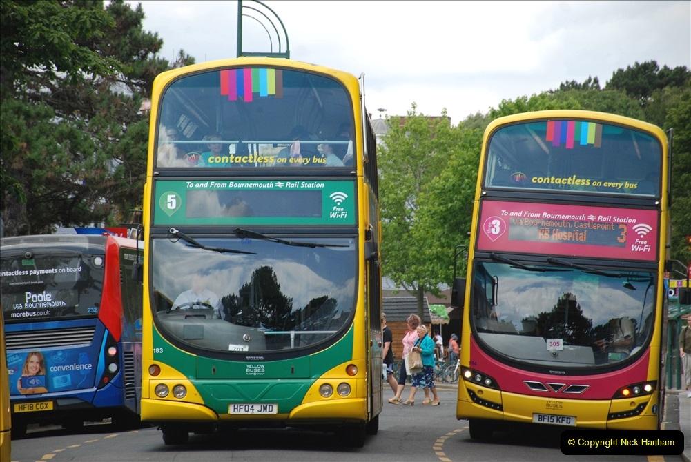 2019-07-11 More Yellow Buses. (52) 52