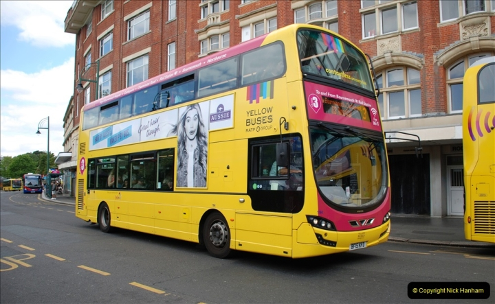 2019-07-11 More Yellow Buses. (53) 53