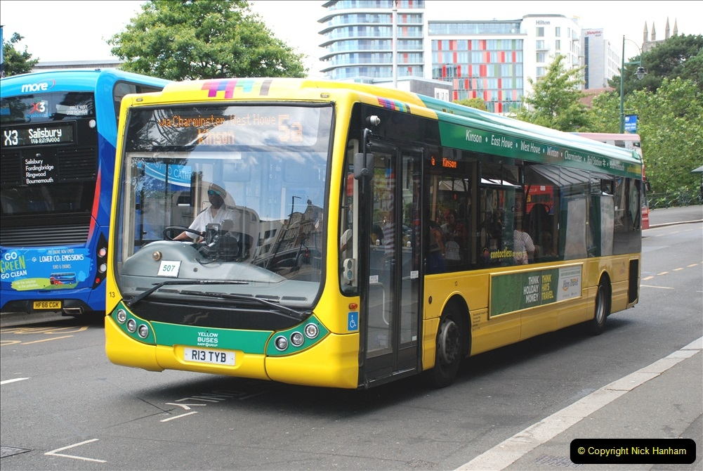 2019-07-11 More Yellow Buses. (64) 64