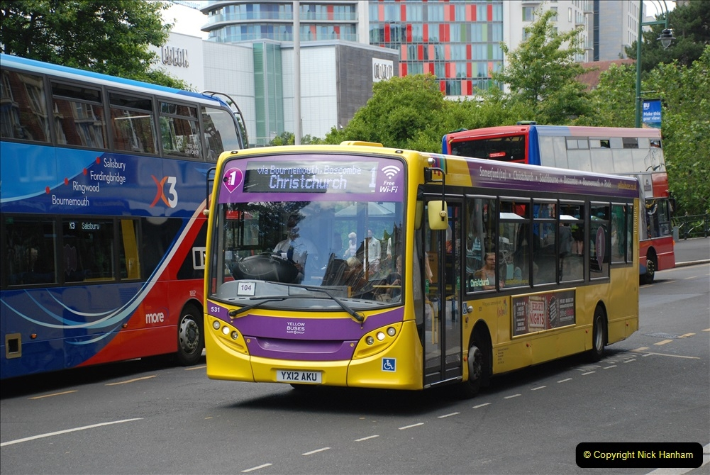 2019-07-11 More Yellow Buses. (66) 66