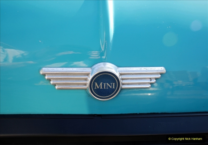 2019-07-12 Minis on Poole Quay. (18) 001
