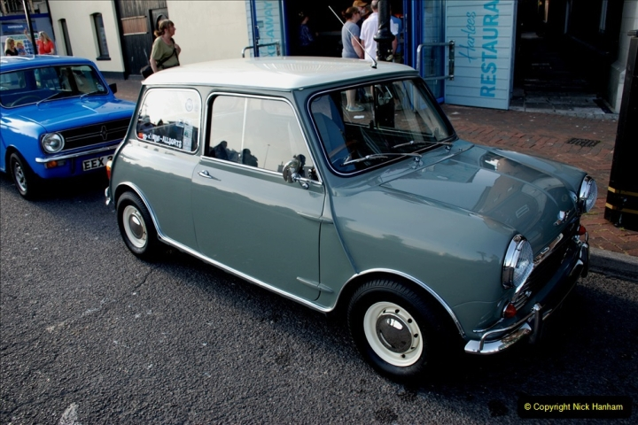 2019-07-12 Minis on Poole Quay. (42) 001