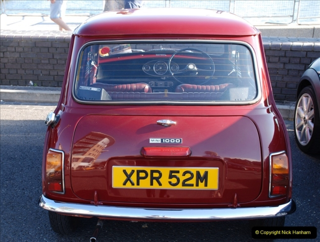 2019-07-12 Minis on Poole Quay. (75) 001