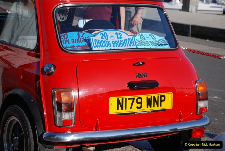 2019-07-12 Minis on Poole Quay. (86) 001