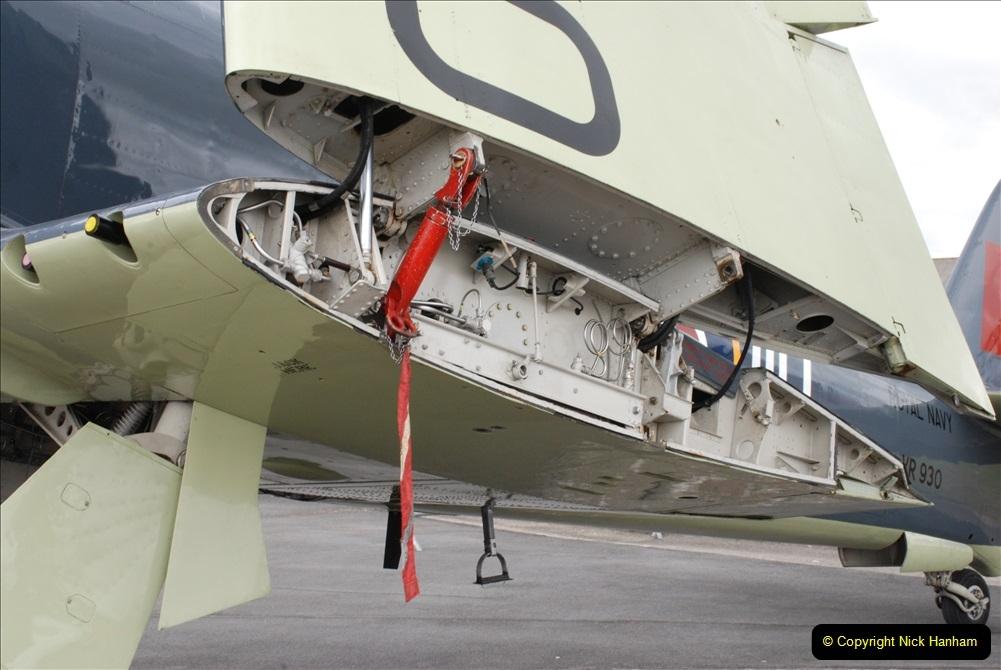2019-07-13 Yeovilton Air Day. (37) Hawker Sea Fury FB11 VR 930.