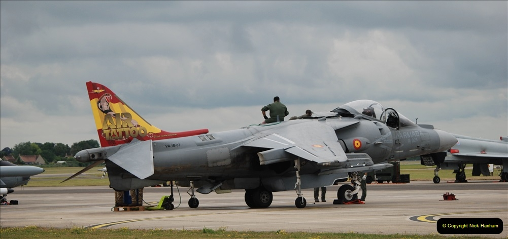 2019-07-13 Yeovilton Air Day. (126) Harrier.
