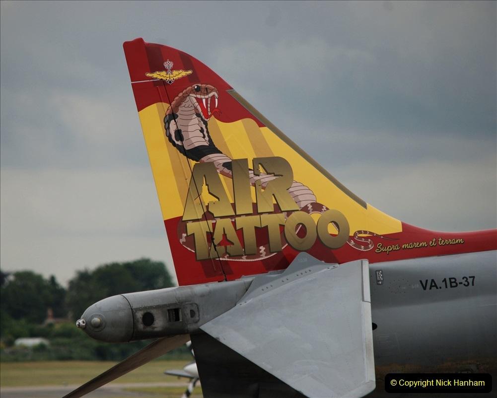2019-07-13 Yeovilton Air Day. (128) Harrier.