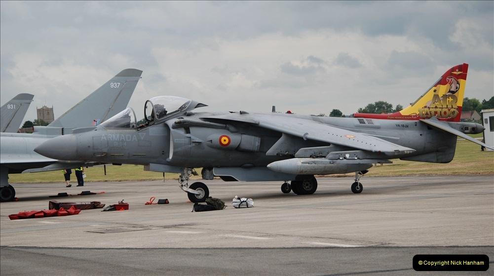2019-07-13 Yeovilton Air Day. (130) Harrier.