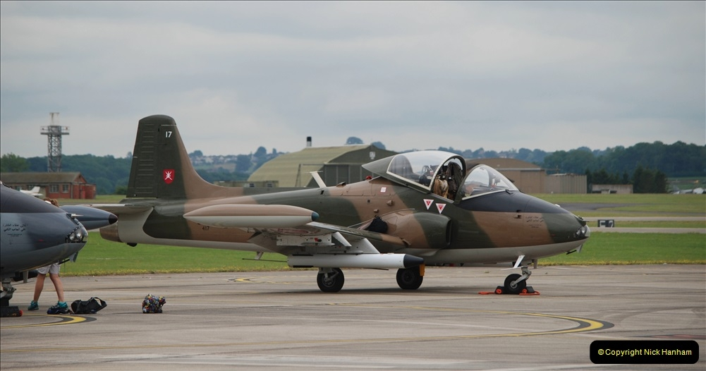 2019-07-13 Yeovilton Air Day. (133) Strikemaster.
