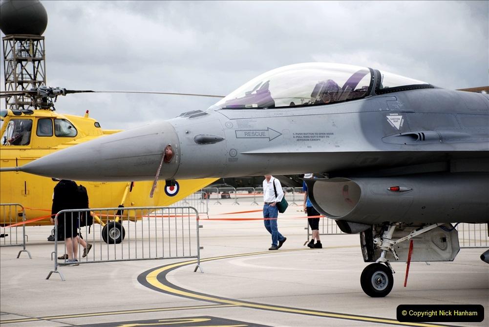 2019-07-13 Yeovilton Air Day. (157) F-16.