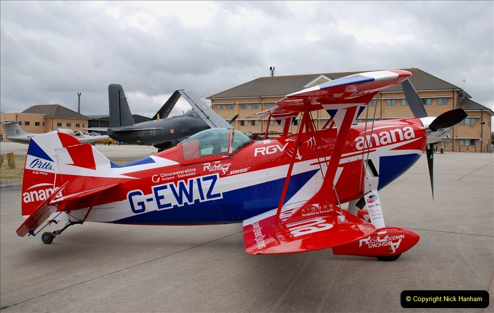 2019-07-13 Yeovilton Air Day. (173) Pitts Special.