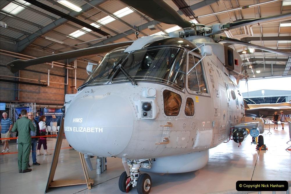 2019-07-13 Yeovilton Air Day. (224) Merlin.