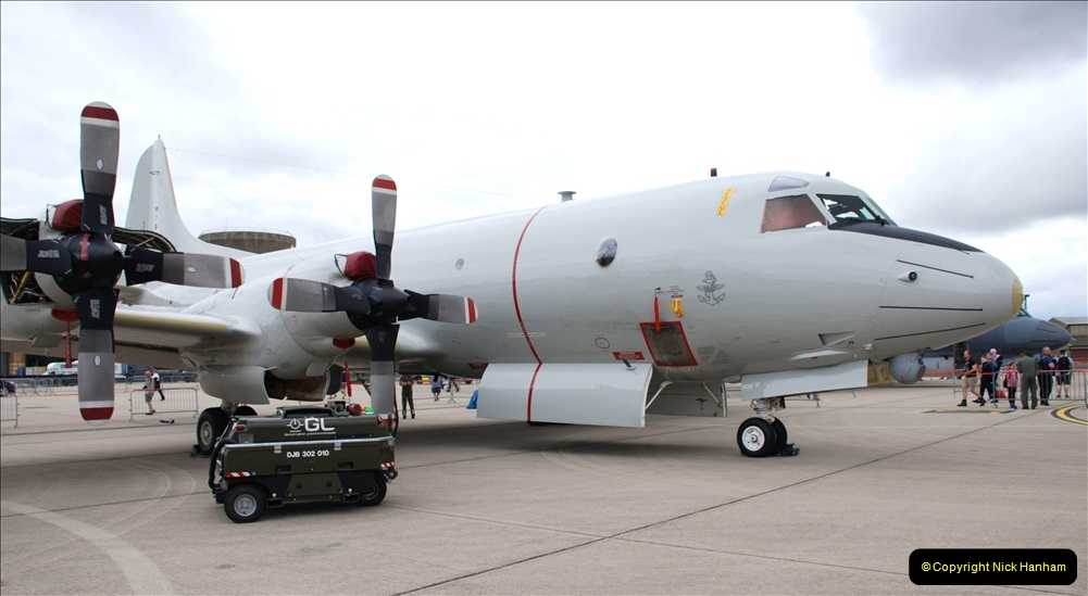 2019-07-13 Yeovilton Air Day. (240) P-3C Orion.
