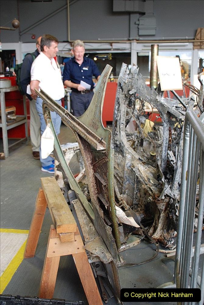 2019-07-13 Yeovilton Air Day. (262) Long term restoration project of Fairey Barracuda 2 DP872.