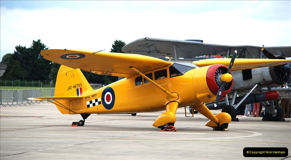 2019-07-13 Yeovilton Air Day. (271) Reliant 1.