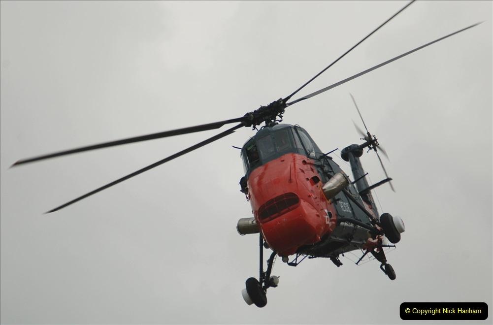 2019-07-13 Yeovilton Air Day. (358) Wessex HU5.