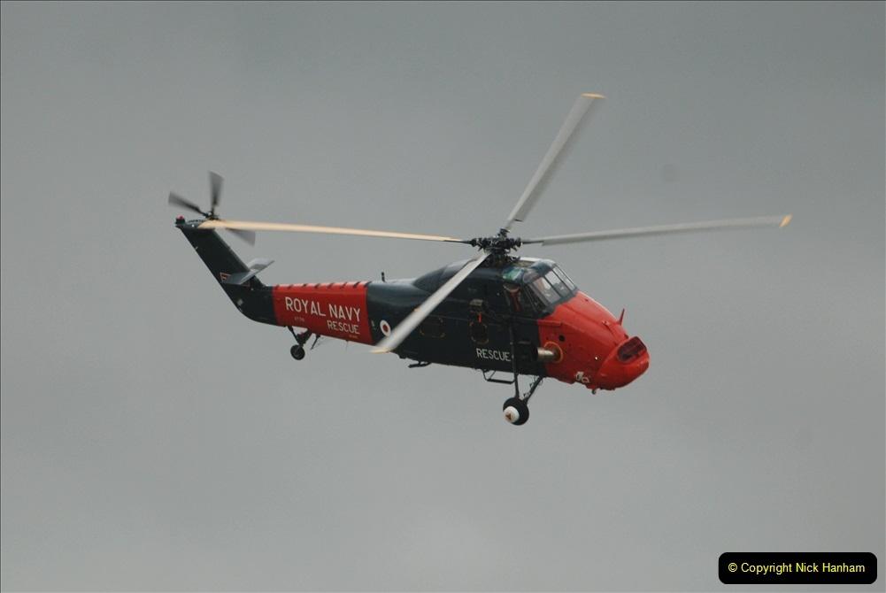 2019-07-13 Yeovilton Air Day. (360) Wessex HU5.