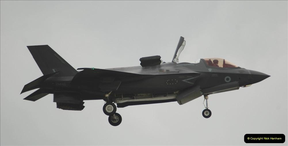 2019-07-13 Yeovilton Air Day. (388) F-35B Lightning 2.