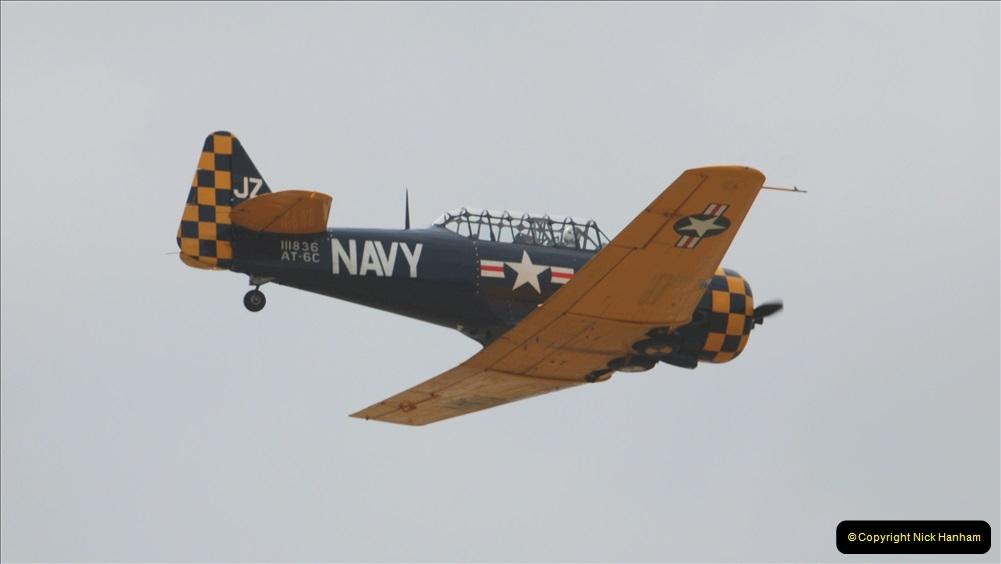 2019-07-13 Yeovilton Air Day. (407) AT-6 Harvard 11A.