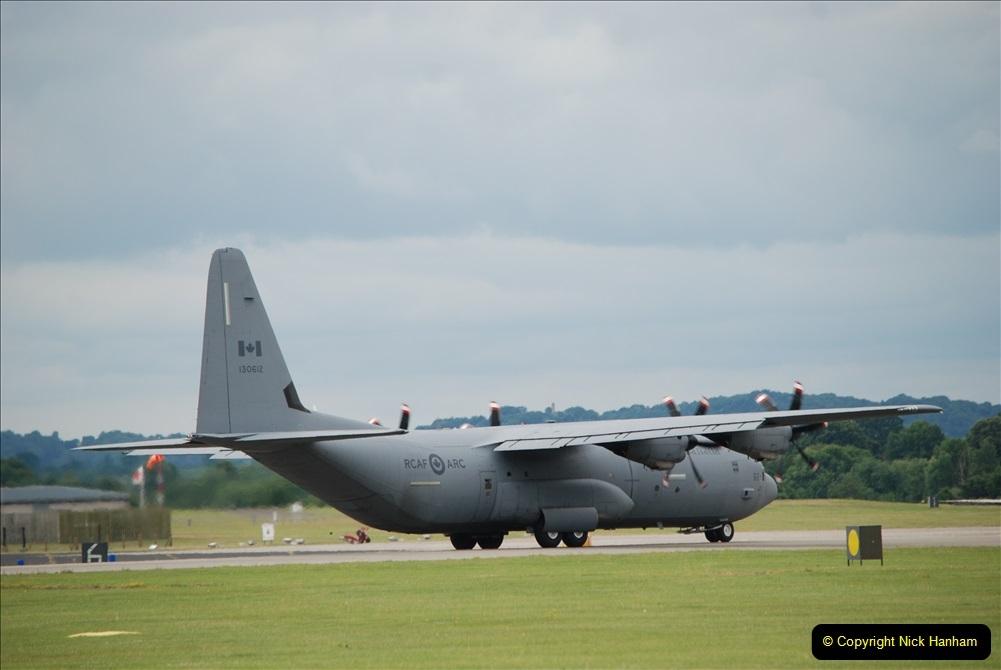 2019-07-13 Yeovilton Air Day. (413) C-130J Herculese.