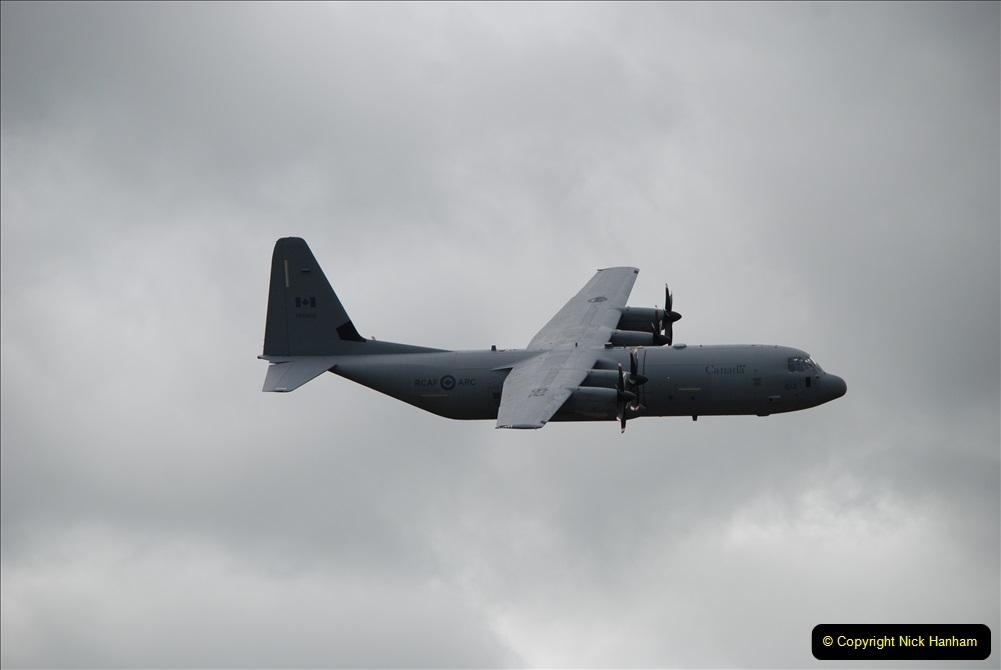 2019-07-13 Yeovilton Air Day. (416) C-130J Herculese.