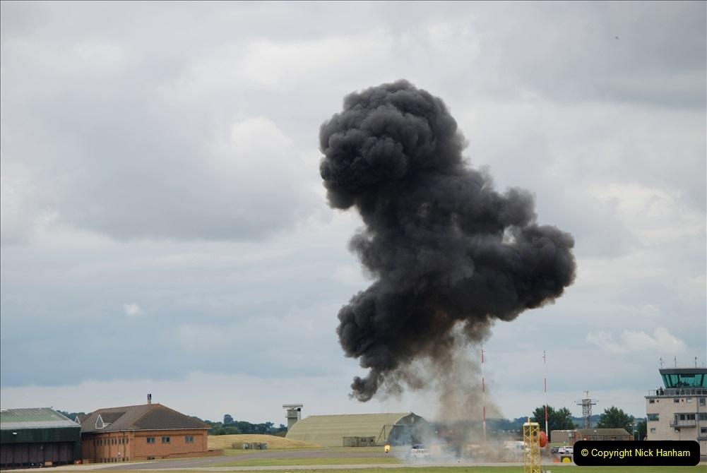 2019-07-13 Yeovilton Air Day. (432) Apache AH1 Strike Capability.