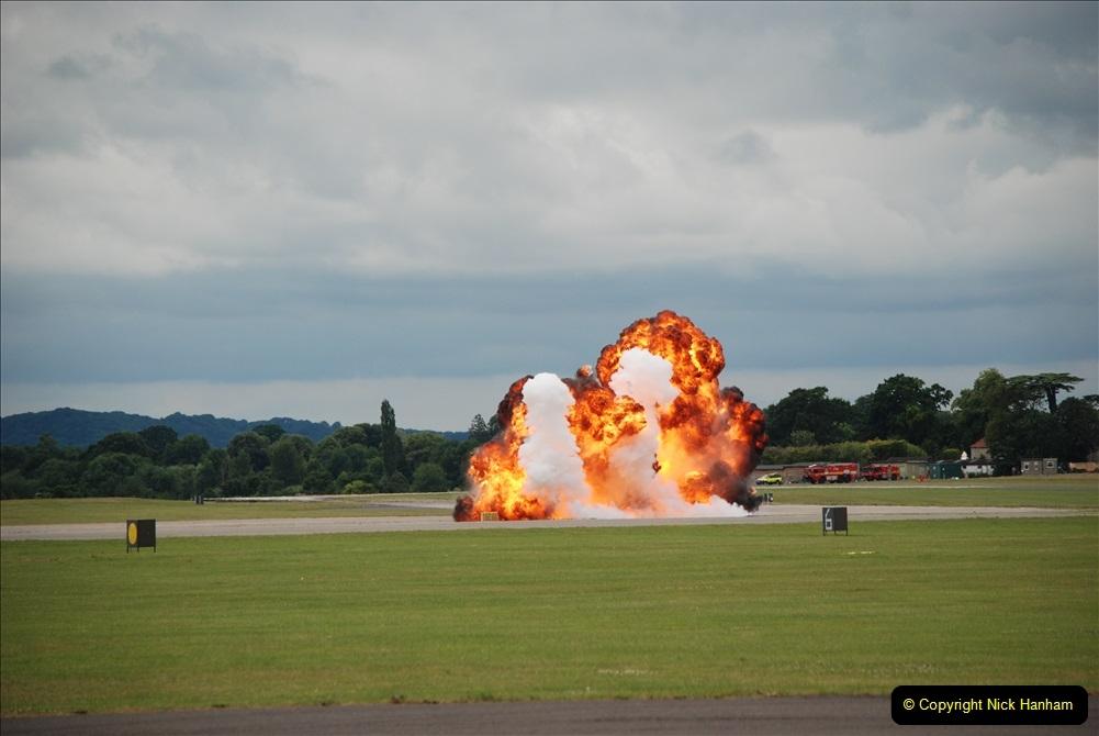 2019-07-13 Yeovilton Air Day. (436) Apache AH1 Strike Capability.