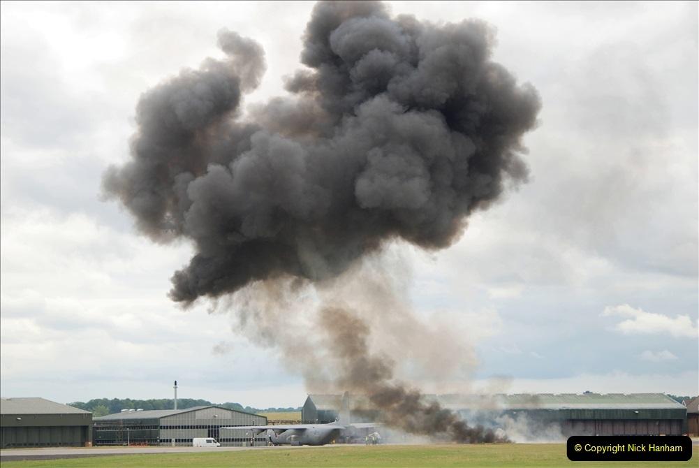 2019-07-13 Yeovilton Air Day. (450) Apache AH1 Strike Capability.