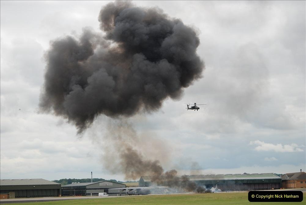 2019-07-13 Yeovilton Air Day. (451) Apache AH1 Strike Capability.