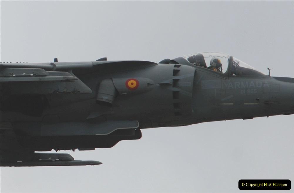 2019-07-13 Yeovilton Air Day. (460) EAV-8B Harrier 2 Plus.