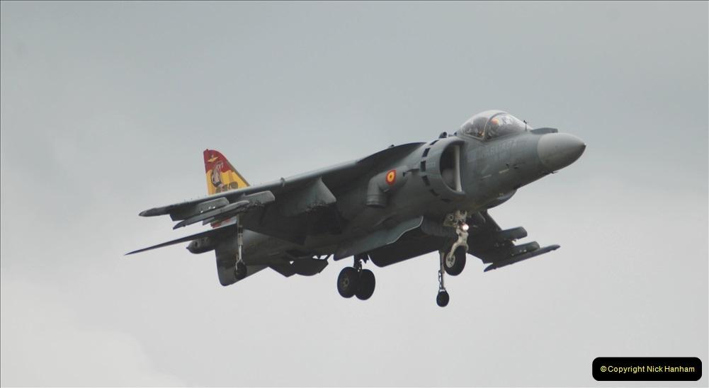 2019-07-13 Yeovilton Air Day. (461) EAV-8B Harrier 2 Plus.
