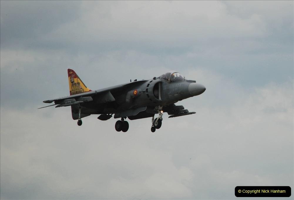 2019-07-13 Yeovilton Air Day. (466) EAV-8B Harrier 2 Plus.