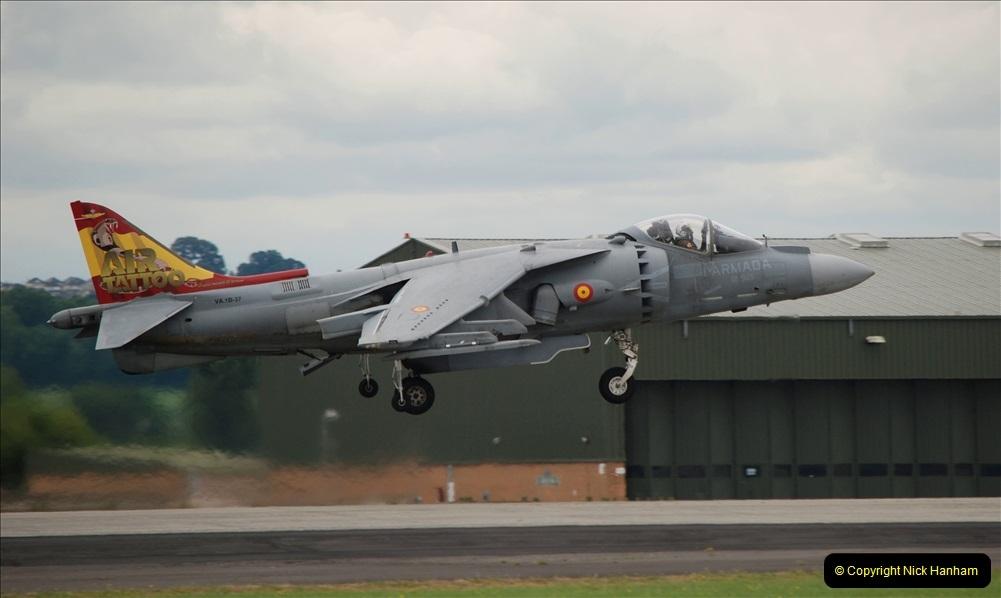 2019-07-13 Yeovilton Air Day. (467) EAV-8B Harrier 2 Plus.