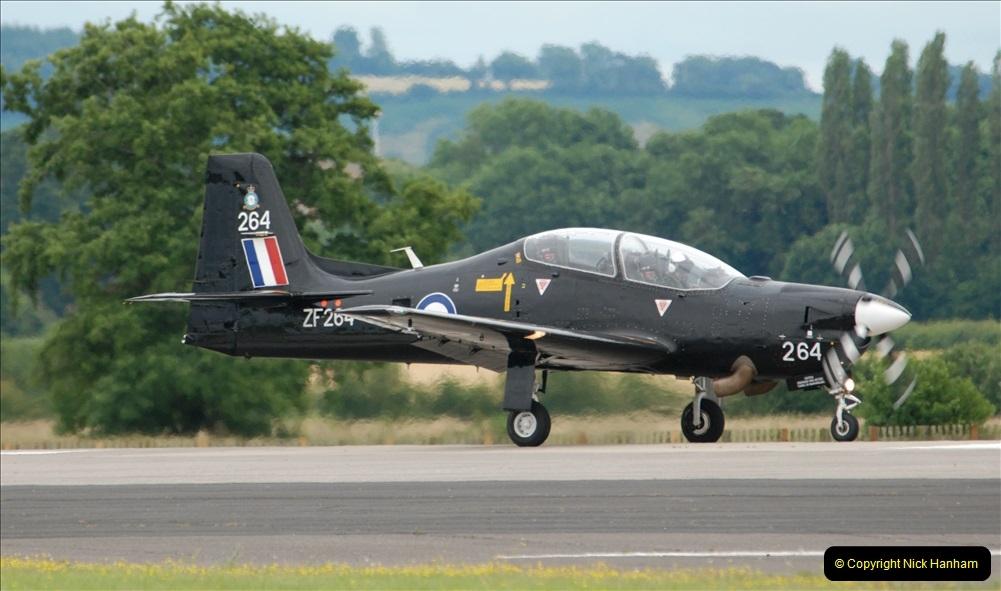 2019-07-13 Yeovilton Air Day. (481) Tucano T1.