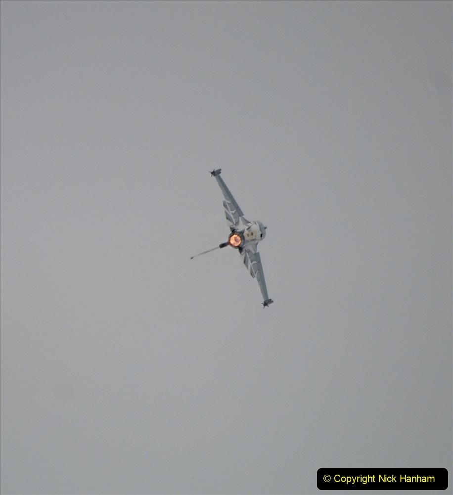 2019-07-13 Yeovilton Air Day. (495) F-16 Fighting Falcon.