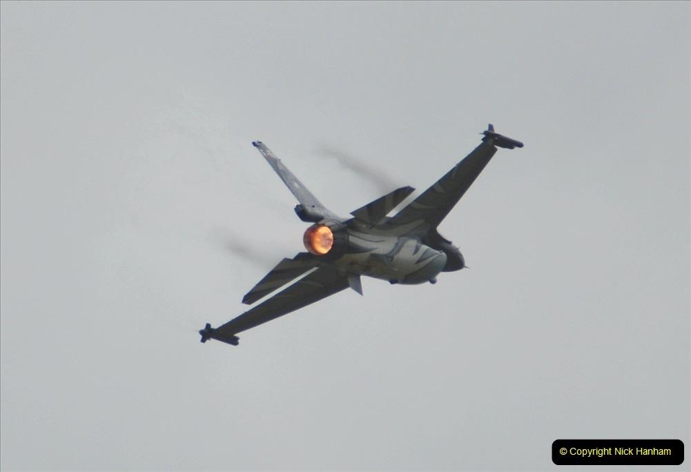 2019-07-13 Yeovilton Air Day. (499) F-16 Fighting Falcon.
