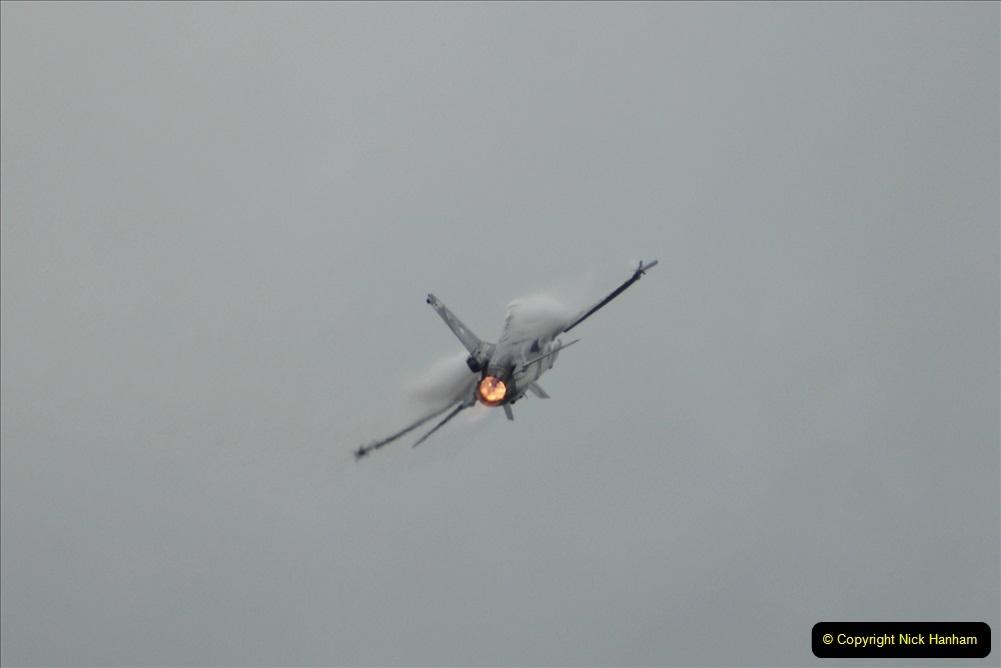 2019-07-13 Yeovilton Air Day. (500) F-16 Fighting Falcon.