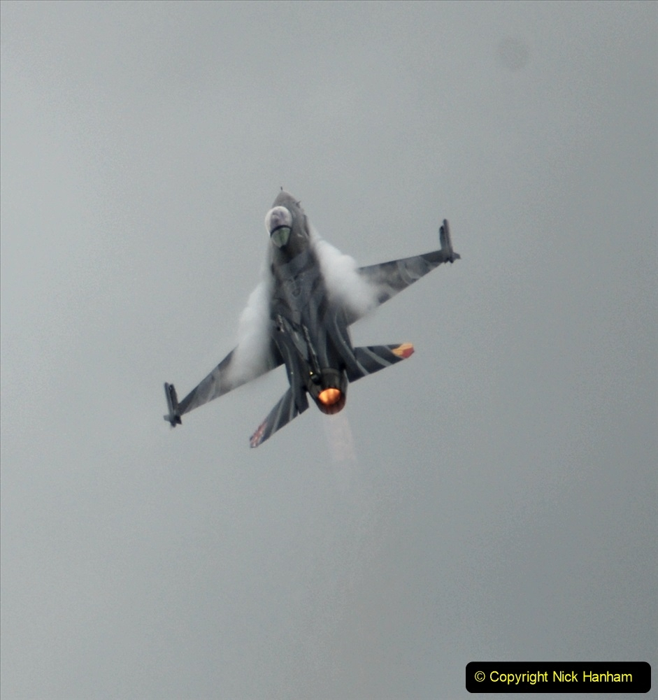 2019-07-13 Yeovilton Air Day. (501) F-16 Fighting Falcon.